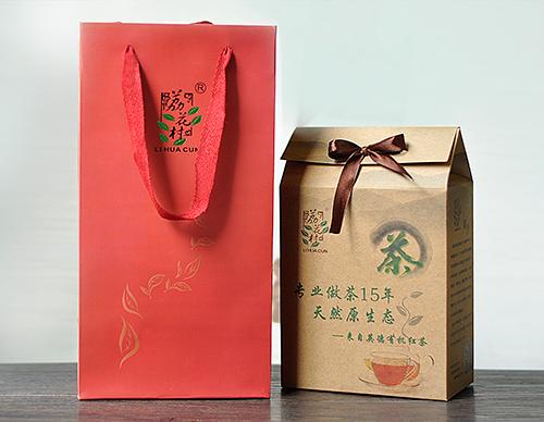 英德红茶·荔花红