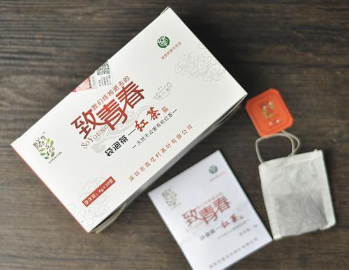 英德红茶·致青春·红茶袋泡茶