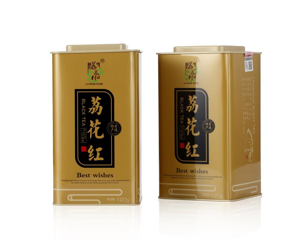 荔花村英德红茶荔花红