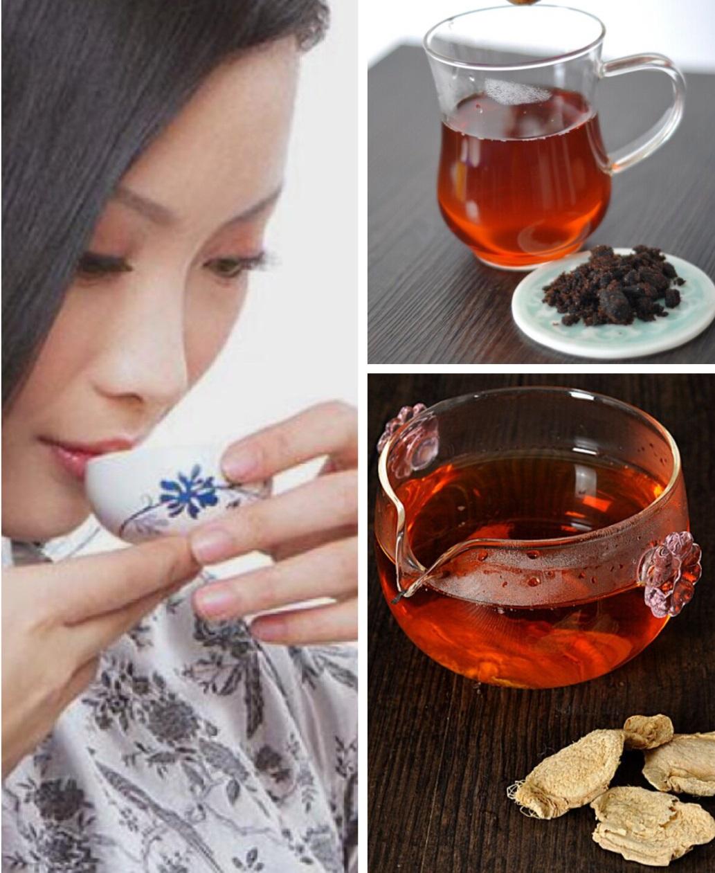 荔花村-美容茶(生姜红糖)